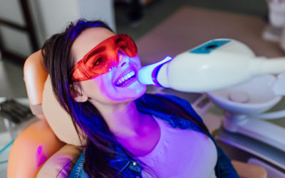 Are Teeth Whitening Services Safe?